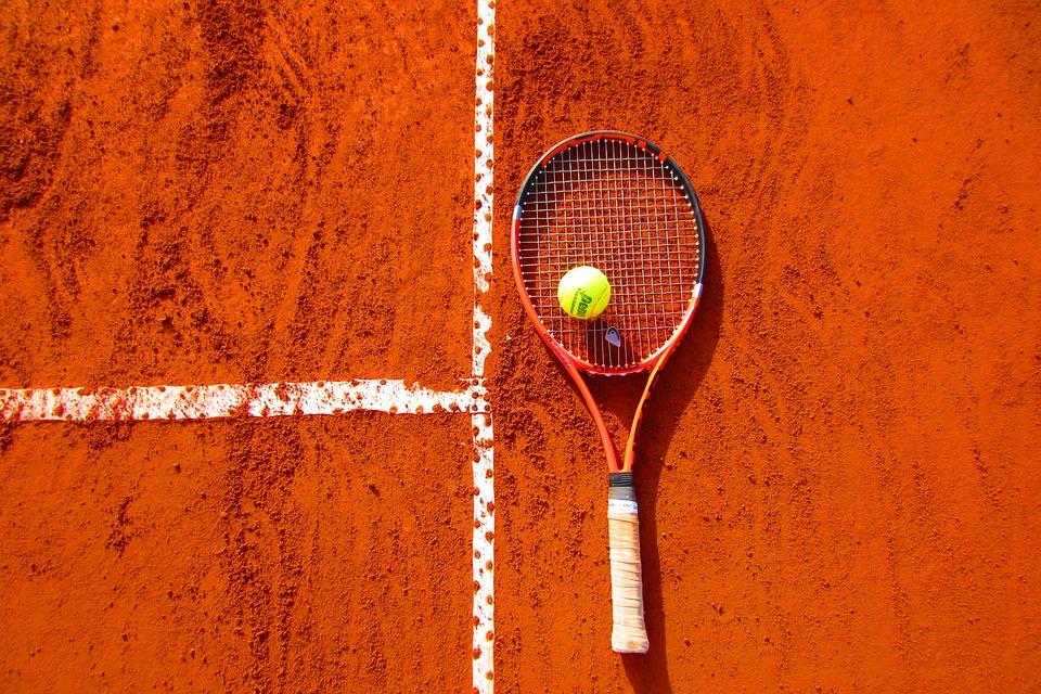 Le tennis au pourcentage de réussite